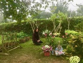 Vợ nhạc sĩ Trần Lập thay chồng viết tâm sự trong ngày giỗ