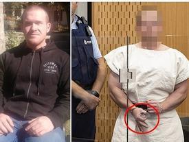 Nghi phạm xả súng New Zealand cười trước tòa, bị buộc tội giết người