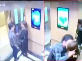Sợ bị đánh, kẻ cưỡng hôn nữ sinh trong thang máy hoãn xin lỗi