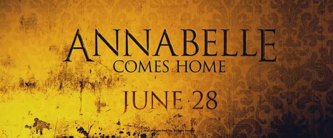 Phim kinh dị 'Annabelle 3' tiết lộ tựa đề chính thức-1