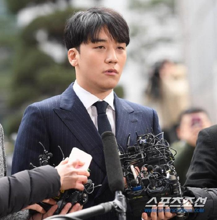 Nam phụ phim Trạng Quỳnh nói về scandal Seungri Big Bang: Đen thì bị khui thôi chứ quay clip sex là chuyện thường-1