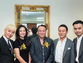 Ông trùm đường dây của Seungri thân thiết với gia đình Tân Hoàng Minh