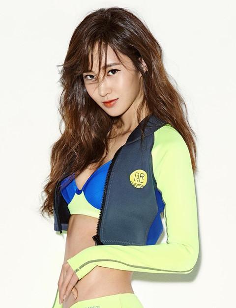Yuri (SNSD) bị vạ lây vì vụ anh trai chat sex với nhóm Seungri-2