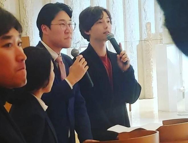 Song Joong Ki dự đám cưới bạn thân mà không có Song Hye Kyo-1