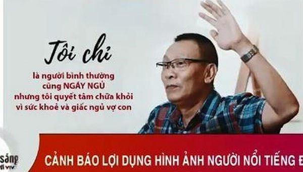Sao Việt sốc khi bị quảng cáo lậu trị hói, hôi nách...-1