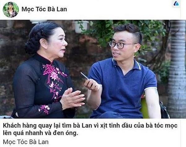 Sao Việt sốc khi bị quảng cáo lậu trị hói, hôi nách...-2
