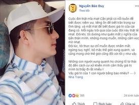 Mới vực dậy tinh thần sau lần tự tử hụt, chồng cũ Phi Thanh Vân lại muốn 'nhắm mắt buông xuôi mọi thứ'