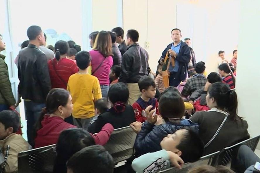 Số trẻ nhiễm sán lợn ở Bắc Ninh tiếp tục tăng cao bất thường-1
