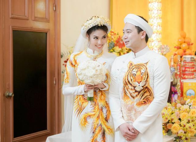 Chồng Thiên Lý, Lan Khuê: Hai đại gia máu mặt con cháu bà Tư Hường-9