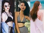 Jun Vũ diện bikini khoe dáng nóng bỏng-1