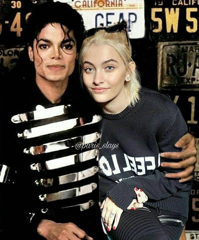 Con gái Michael Jackson nhập viện do cố tự sát vì phim ấu dâm của bố?-2