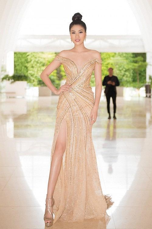 Hồ Ngọc Hà chỉ cần một chiếc váy nude đã đủ áp đảo cả một dàn hoa hậu trên bảng xếp hạng SAO ĐẸP-10