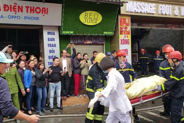Cháy khách sạn ở Hải Phòng: Nữ nhân viên tử vong là người báo tin-3