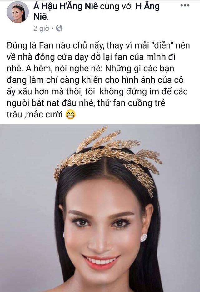 Bị ném đá vì mỉa mai HHen Niê giả tạo, HĂng Niê phơi bày sự thật chứng minh mình oan uổng-2