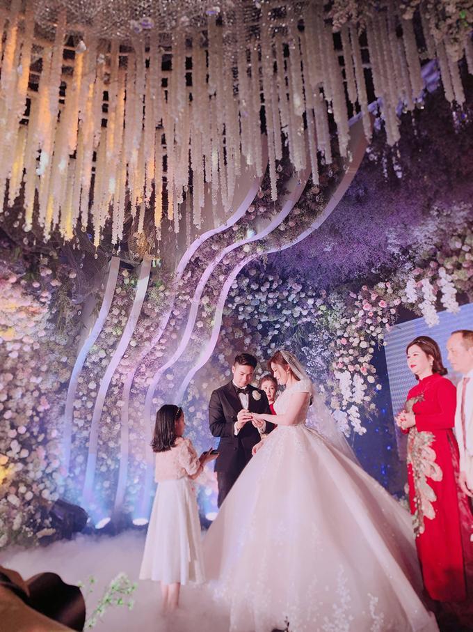 Có đám cưới khủng chưa là gì, nàng tiểu thư đình đám của hội con nhà giàu Việt vừa khoe clip chụp ảnh cưới cực lãng mạn-2