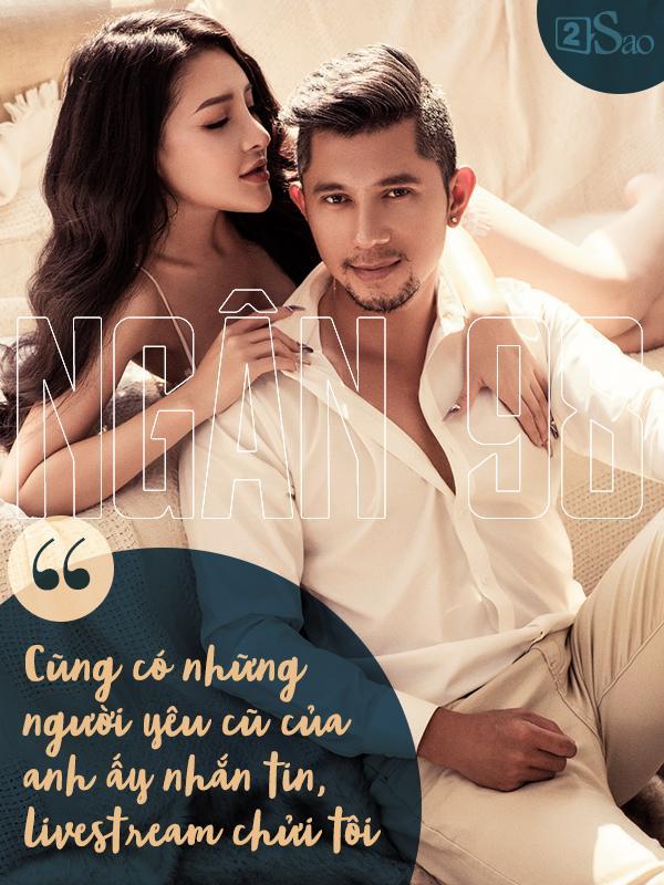 Lương Bằng Quang LẦN ĐẦU KỂ THẬT về Ngân 98: Người yêu tôi sexy nhưng rất khó đụng, đừng tưởng dễ ngủ cùng-4