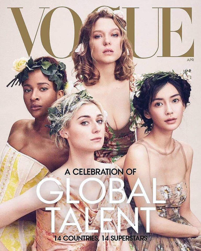Angela Baby góp mặt trên bìa Vogue Mỹ: Sự vinh danh tài năng hay chỉ là cú đá xoáy ngoạn mục khiến mỹ nhân phải chịu nỗi xấu hổ?-1