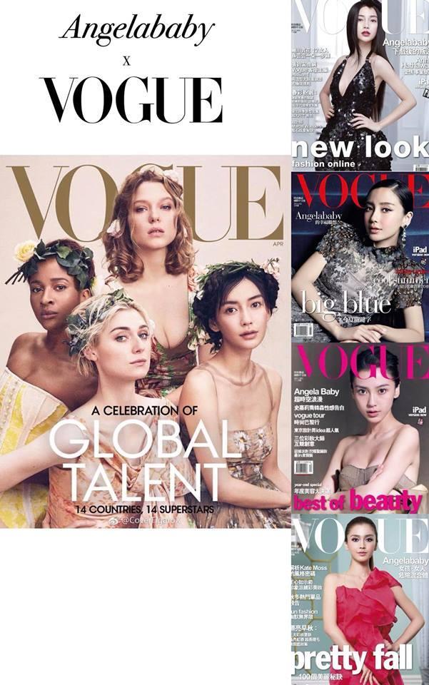 Angela Baby góp mặt trên bìa Vogue Mỹ: Sự vinh danh tài năng hay chỉ là cú đá xoáy ngoạn mục khiến mỹ nhân phải chịu nỗi xấu hổ?-5