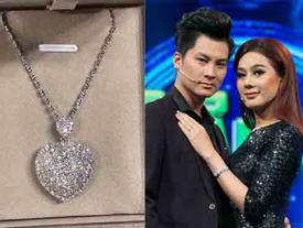 Mất dây chuyền hơn 100 triệu chồng tặng, Lâm Khánh Chi tố cáo kẻ ăn cắp nhưng vẫn phải 'ngậm đắng nuốt cay' bỏ qua