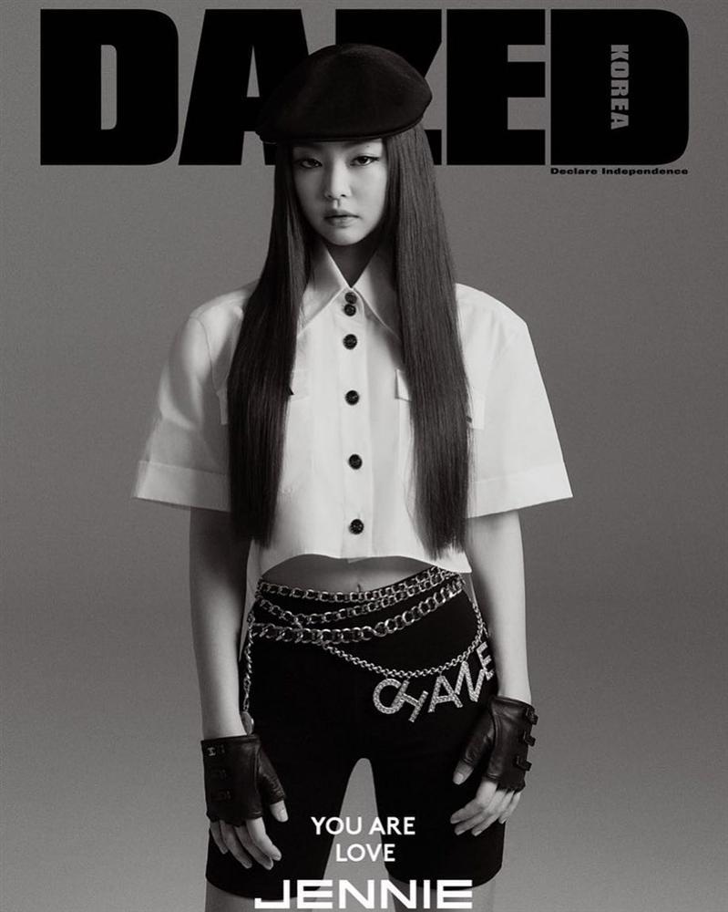 3 thế hệ mặc chung một mẫu áo: Phượng Chanel khác nào bà thím trong khi Lan Khuê - Jennie Black Pink thực sự đẹp-6