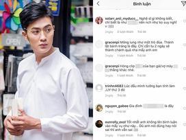 Nam phụ phim 'Trạng Quỳnh' xin lỗi vì ủng hộ scandal của Seungri, cộng đồng mạng mỉa mai: 'Thánh lật bánh tráng là đây'