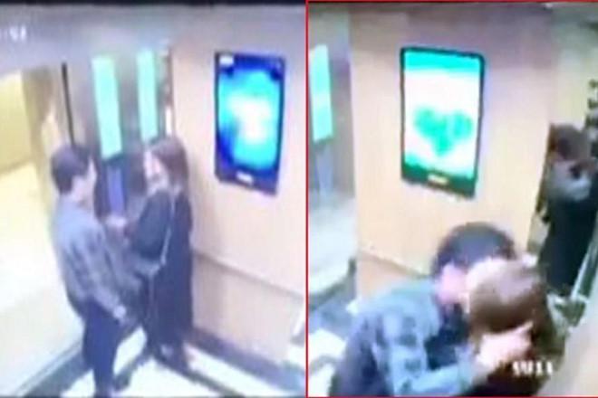 Cô gái bị cưỡng hôn trong thang máy: Tôi rất thất vọng-2