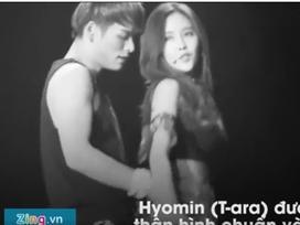 Những idol Kpop khiến fan 'tròn mắt' vì quá sexy trên sân khấu