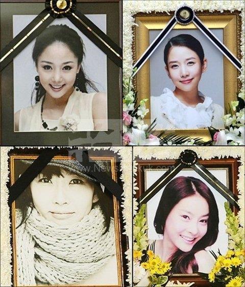 Bí ẩn showbiz Hàn: 4 mỹ nhân cùng công ty tự sát trong 3 năm-1
