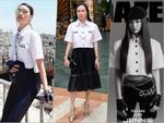 Phượng Chanel mặc váy 100 triệu mà như hàng chợ, Quách Ngọc Ngoan bênh: Váy đẹp, người đẹp thế mà chê-9