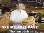 Bánh mì làm từ dế hút thực khách tại Hàn Quốc-1