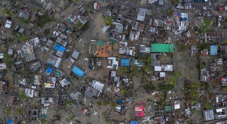 Thảm họa khủng khiếp, hơn nghìn người có thể đã chết-1