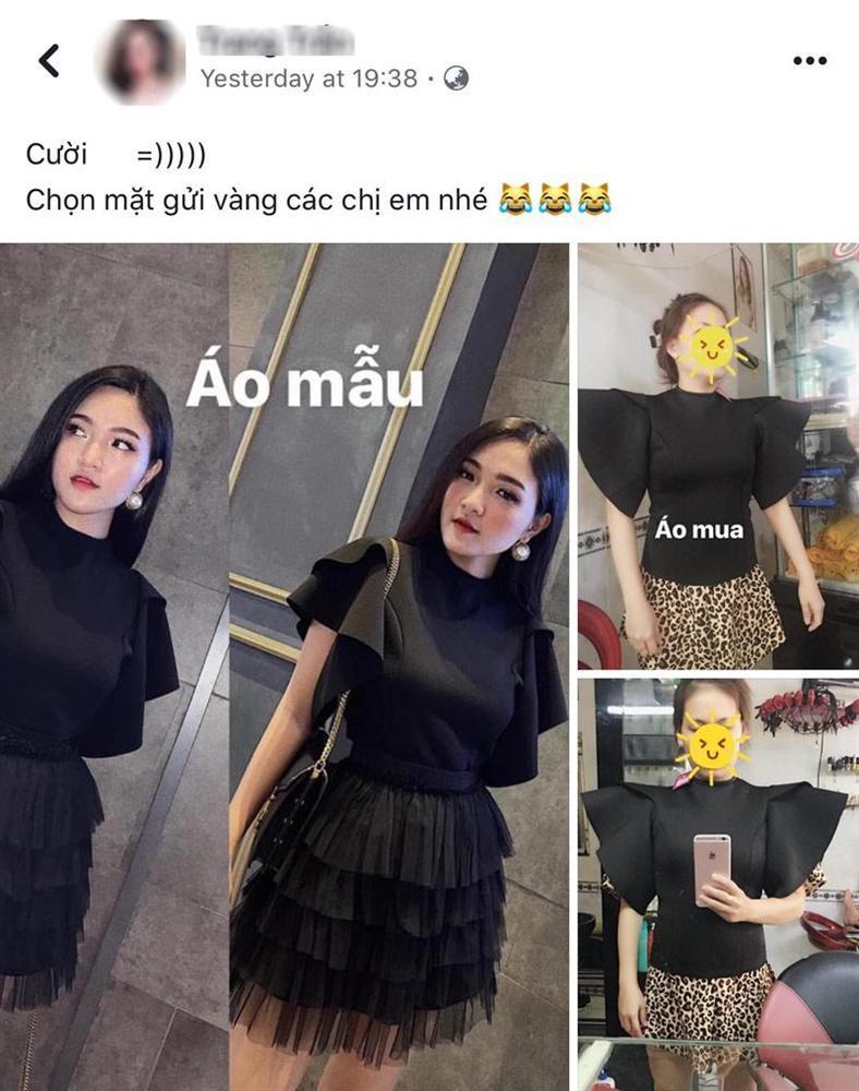 Khóc ra tiếng Mán vì đồ online: Cô gái xinh đẹp mua áo điệu đà nhưng nhận về lại là chiếc giáp hiệp sĩ-1