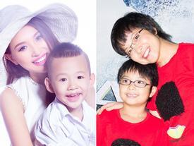 Những yêu thương nguệch ngoạc gửi mẹ đơn thân của nhóc tì nhà Vân Hugo - MC Thảo Vân khiến ai đọc xong cũng nghẹn đắng