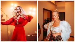 Rita Ora diện đến 2 thiết kế của Công Trí khi 'thổi tung' sân khấu trong tour diễn Phoenix