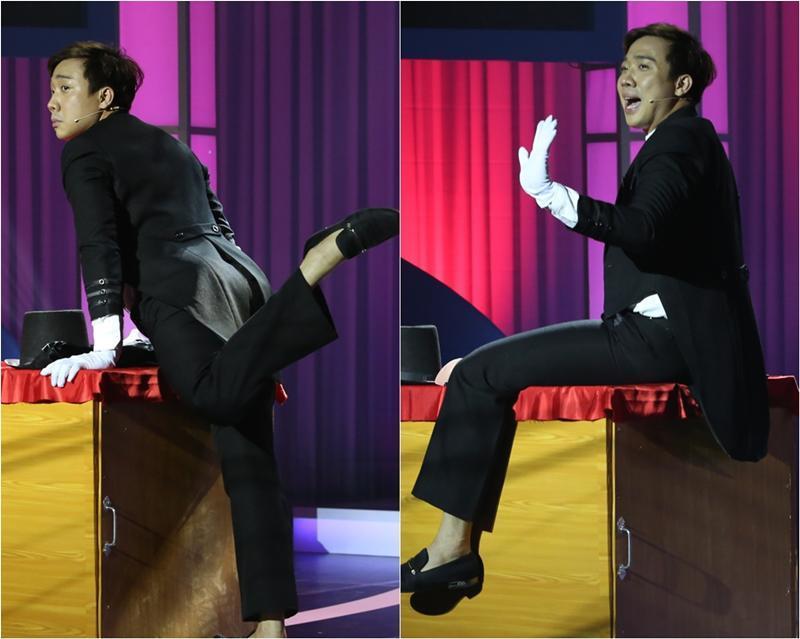 Sự cố toạc quần trớ trêu trước khán giả: Nhọ nhất là Trấn Thành, dính những 2 lần!-10
