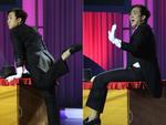 Sự cố toạc quần trớ trêu trước khán giả: 'Nhọ' nhất là Trấn Thành, dính những 2 lần!