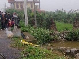 Vụ nữ sinh lớp 10 tử vong dưới kênh: Xe đạp điện của nạn nhân mất tích bí ẩn