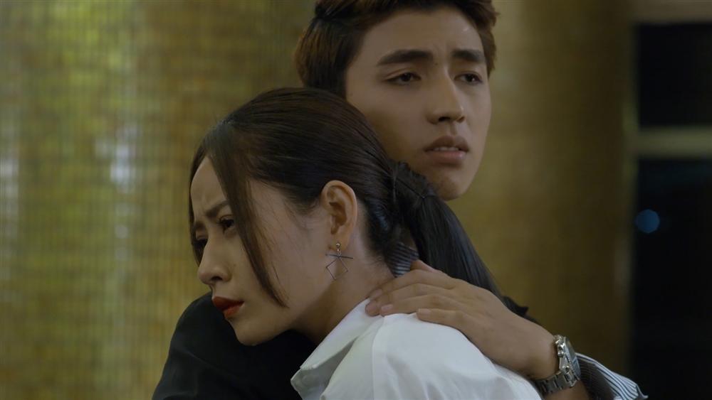 Chi Pu thót tim vì bị mẹ kế bắt gặp đang hẹn hò với Bình An trong tập 32 Mối Tình Đầu Của Tôi-5
