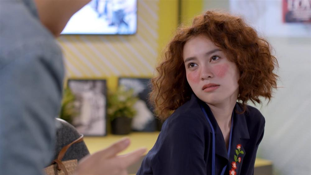 Chi Pu thót tim vì bị mẹ kế bắt gặp đang hẹn hò với Bình An trong tập 32 Mối Tình Đầu Của Tôi-7