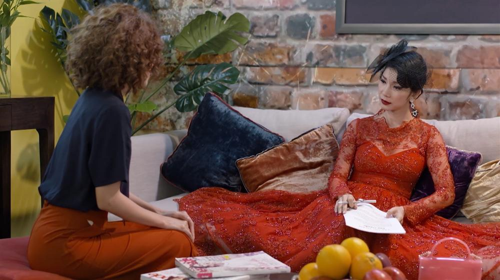 Chi Pu thót tim vì bị mẹ kế bắt gặp đang hẹn hò với Bình An trong tập 32 Mối Tình Đầu Của Tôi-8