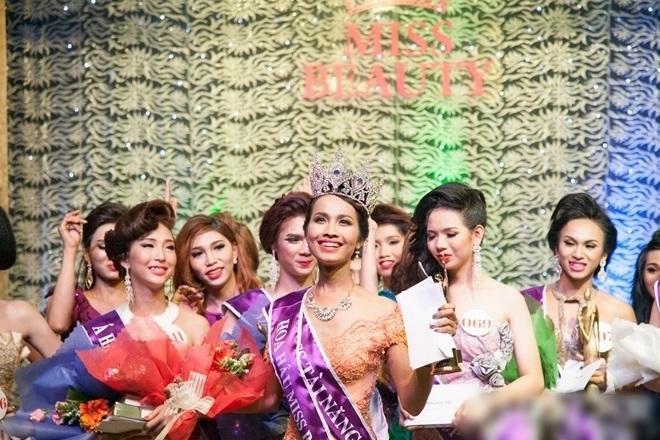 3 Hoa hậu Chuyển giới được công nhận ở Việt Nam: Chưa nhan sắc nào là đối thủ xứng tầm của Hương Giang-2