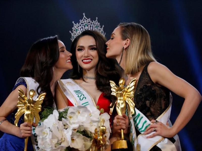 3 Hoa hậu Chuyển giới được công nhận ở Việt Nam: Chưa nhan sắc nào là đối thủ xứng tầm của Hương Giang-8
