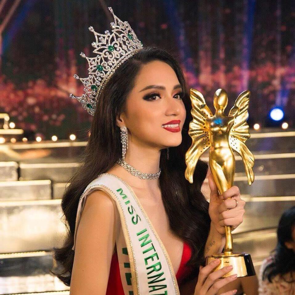 3 Hoa hậu Chuyển giới được công nhận ở Việt Nam: Chưa nhan sắc nào là đối thủ xứng tầm của Hương Giang-9