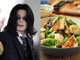 Bữa ăn cuối cùng của những huyền thoại trên thế giới trước khi qua đời