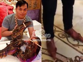 Bóc giá thời trang đại gia Phúc XO: Đeo chục kg vàng đã thấm gì bằng đôi giày cá sấu 70 triệu do tự tay thiết kế