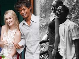 Chuyện thật như đùa: Chàng trai nhan sắc 'tầm thường' cưới được vợ Tây xinh như thiên thần