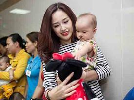 Mai Phương Thúy chi 700 triệu làm từ thiện: 'Định âm thầm nhưng... khoe ầm lên vẫn sướng'