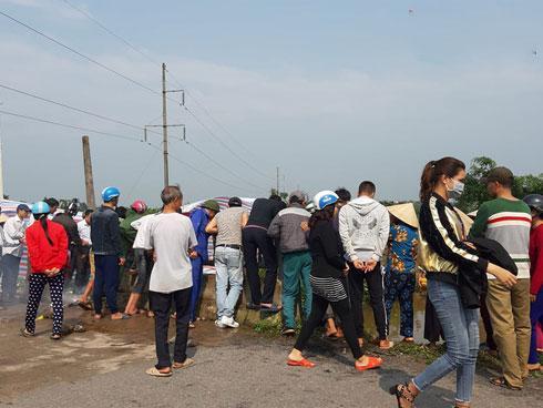Nguyên nhân bất ngờ dẫn đến cái chết của nữ sinh mất tích khi đi tập văn nghệ ở Nam Định-2
