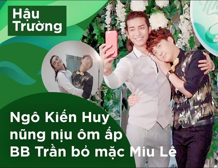 CHUYỆN GÌ THẾ NÀY: Cứ ở bên trai cong BB Trần, trai thẳng Ngô Kiến Huy lại làm nũng dịu dàng đến lạ-6
