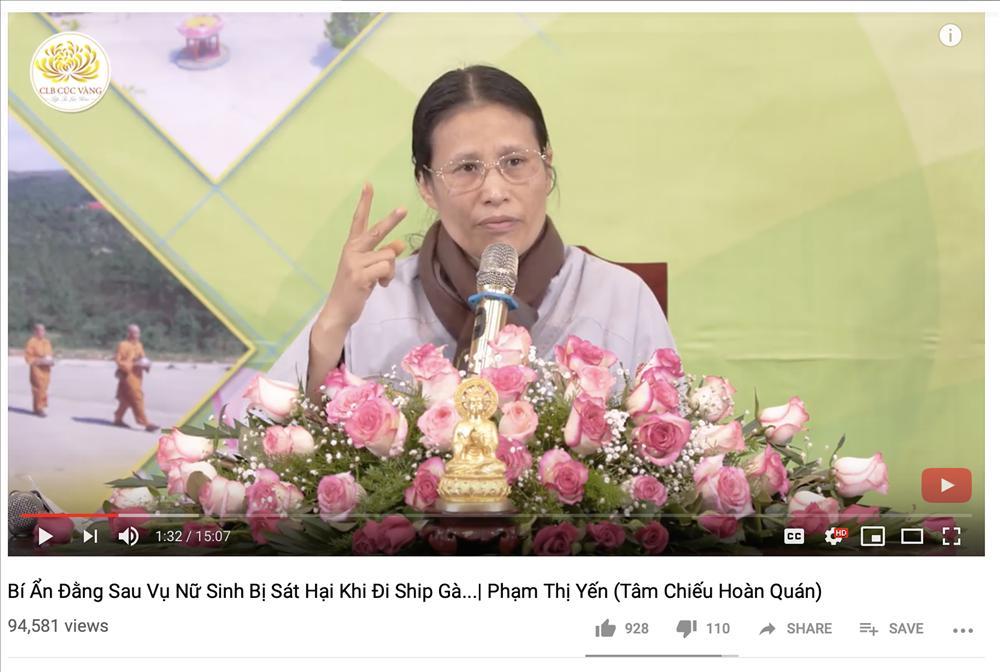 Gọi vong ở Ba Vàng: Bà Phạm Thị Yến là ai?-4